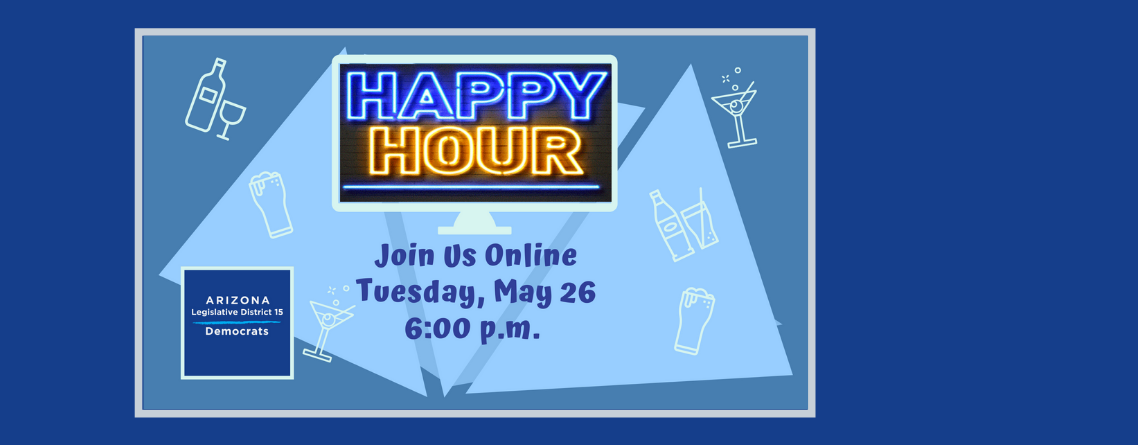 Happy Hour with LD 15 Friends