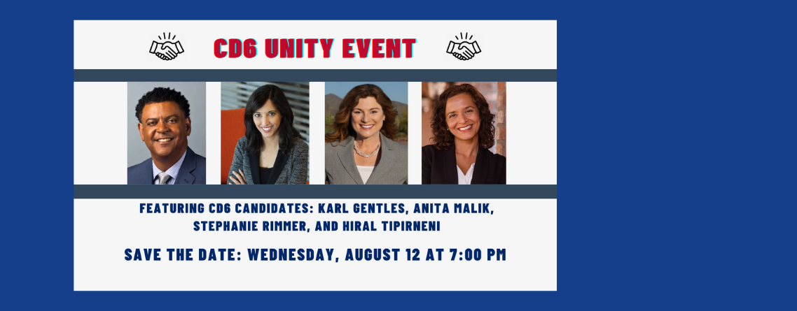 CD6 Unity Event – August 12 – 7:00 pm
